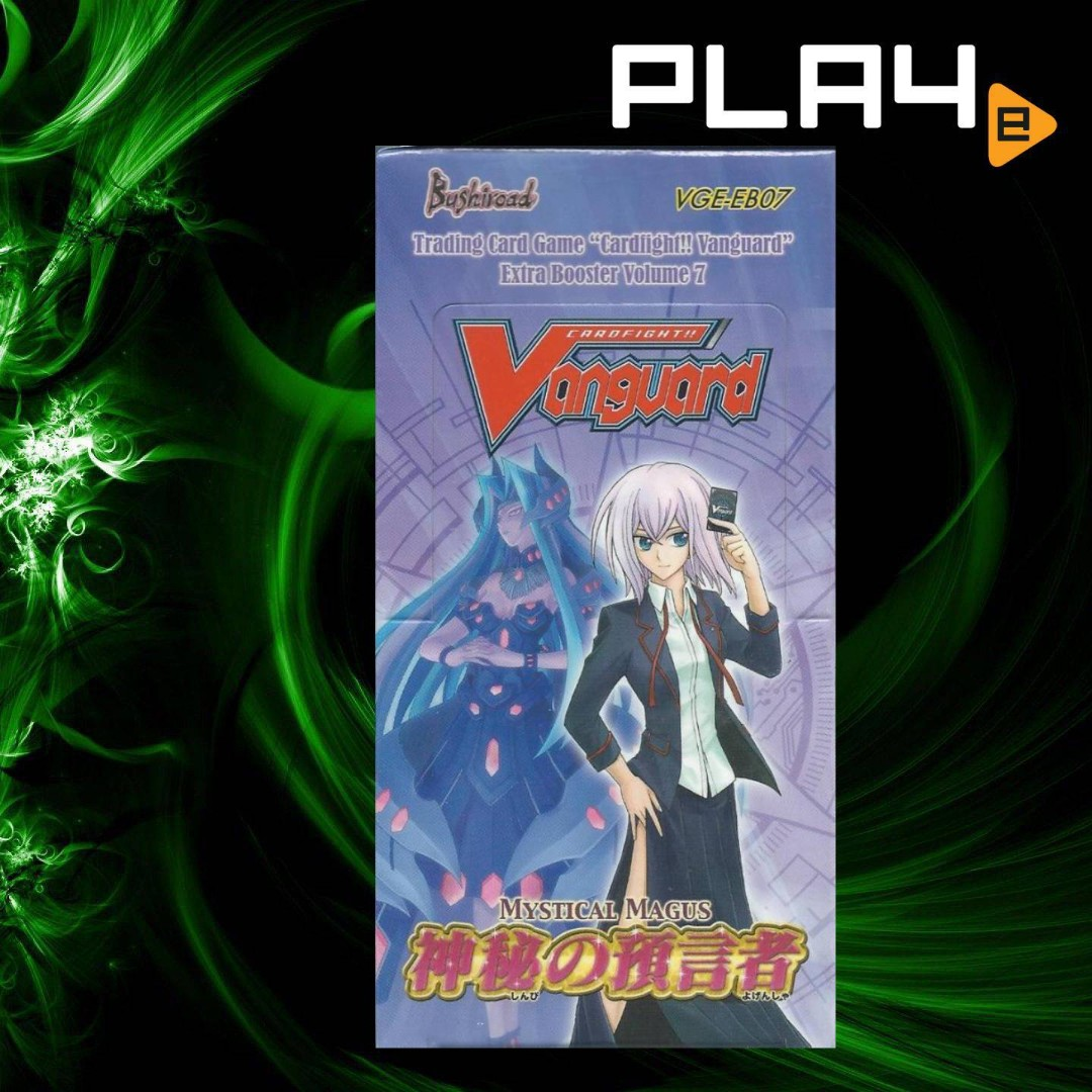 Vanguard - Booster Extra Pack Vol 7 (JAP) Brand New