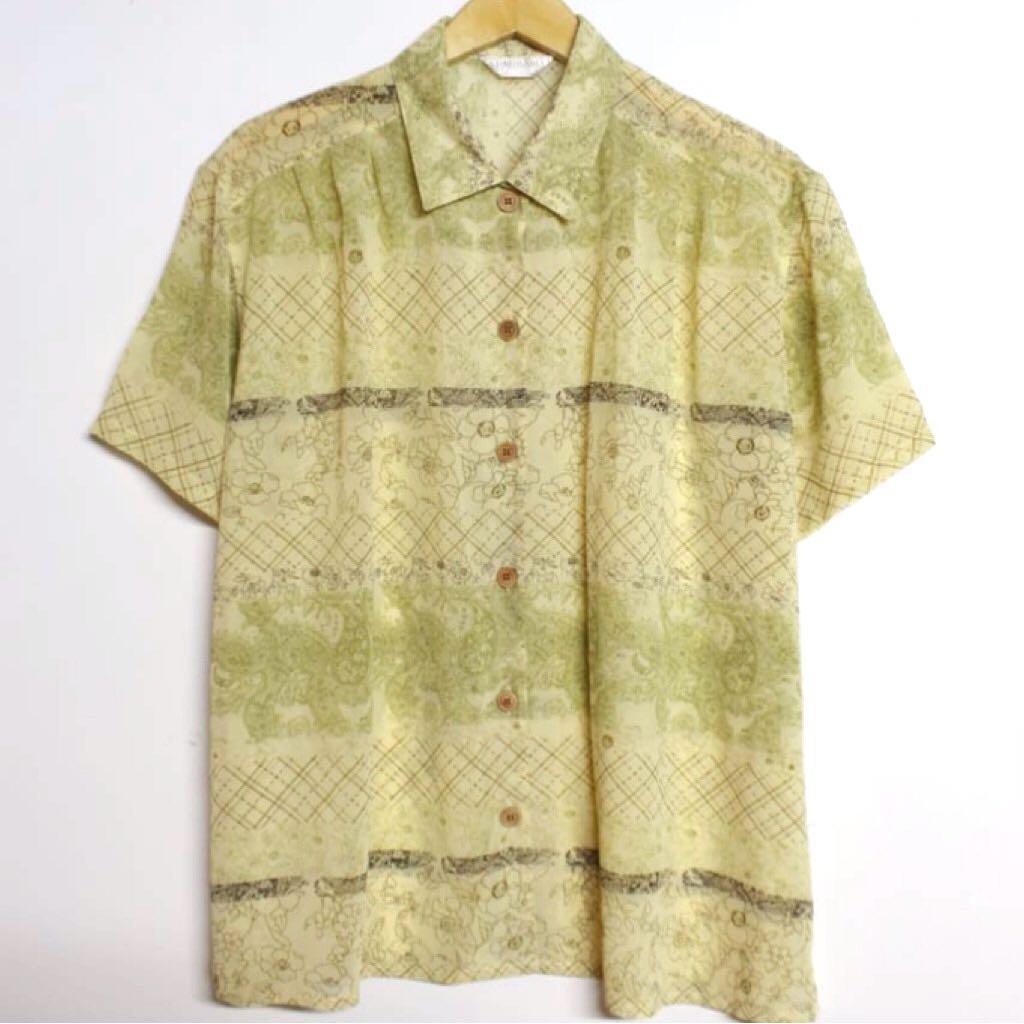 Vintage Shirt Jumbo #BAPAU