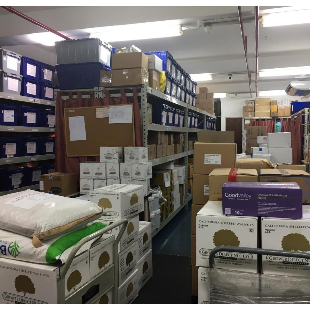 Warehouse Assistant cum Delivery Driver
