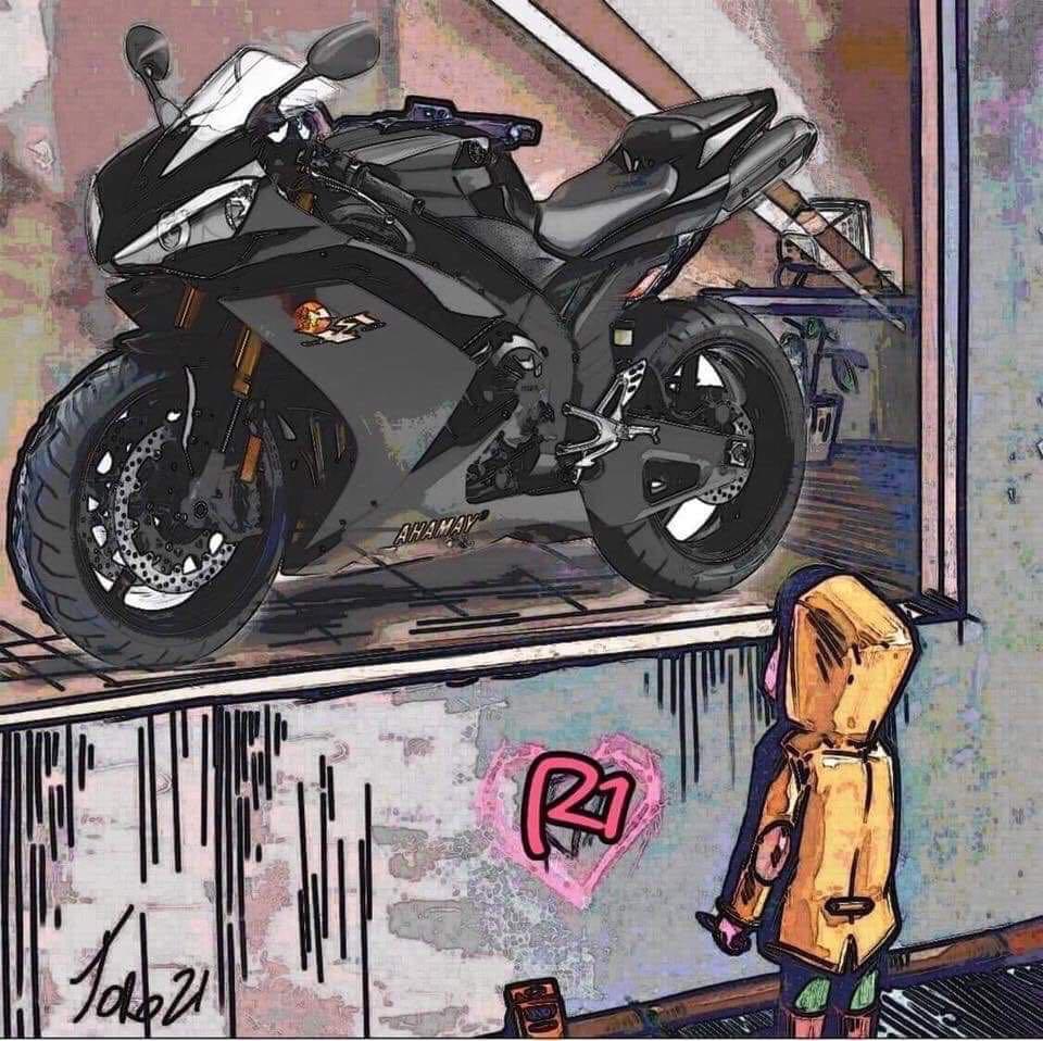 Yamaha R1 (Feb 2029)