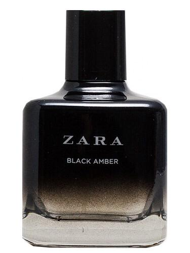 Zara Perfume - Black Amber