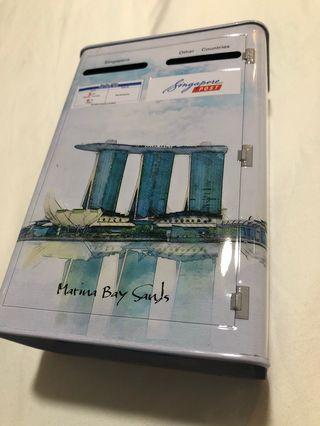 SINGPOST Limited Edition MBS Piggy Bank