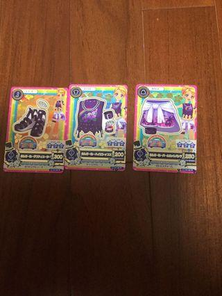 星夢學園 aikatsu card full set