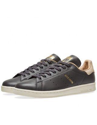 🚚 Adidas Stan Smith W Utility Black/ St pale nude
