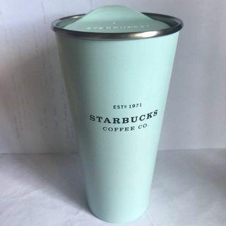 Starbucks 杯 Tiffany blue