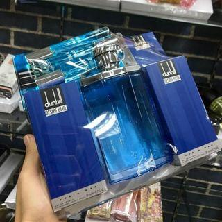 Set Dunhill Desire Blue / Set hantaran