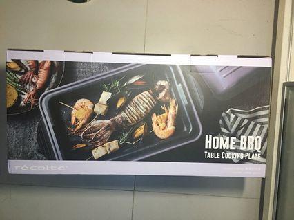 Récolte 日式電熱鍋 Home BBQ 香港別注色-星空紫 香港行貨