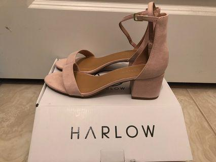 Pink Sandals Size 9