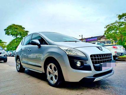 Peugeot 3008 1.6 (A) 2011
