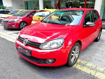 Volkswagen Golf 1.4 Tsi (A) 2011