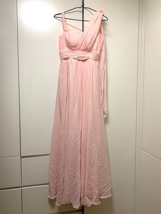 Light Pink cocktail Dress