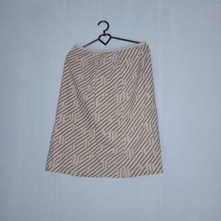 Formal Mini Span Skirt