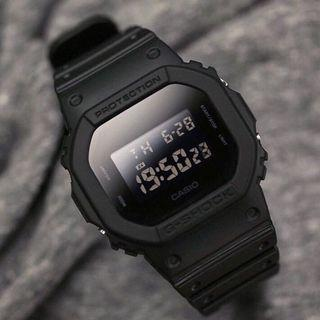 🖤100% Authentic Casio Gshock Black DW5600BB with FREE DELIVERY 📦 UNISEX Square
