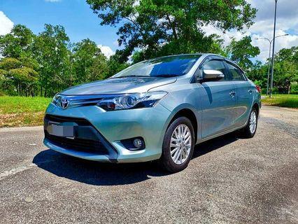 Toyota Vios 1.5 G Spec (A) 2014