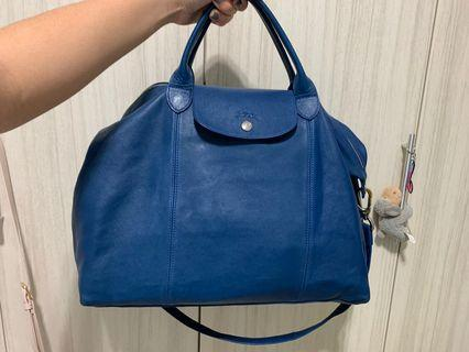🚚 AUTHENTIC LONGCHAMP LEATHER HANDBAG