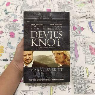 Devil's knot import book (english)