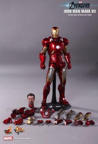 Avengers Ironman Mark vii