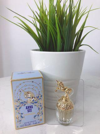 安娜蘇 獨角獸 5ml小香水