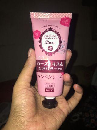 Hand Cream japan