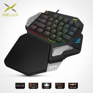 Delux T9X Gaming Keypad