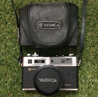 Yashica Electro 35GSN (Film/ Vintage Camera)