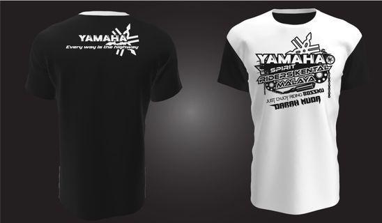 Tshirt Yamaha Limited
