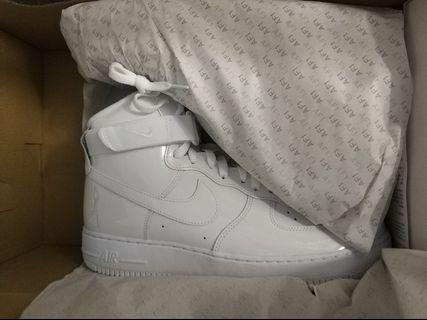 Nike air force 1 hi retro qs size 11 全新