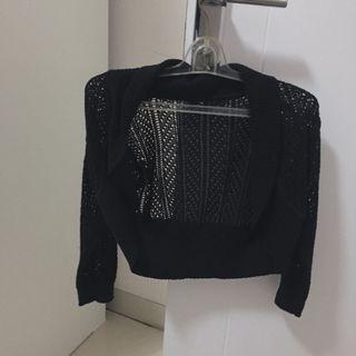 Black Cardigan outwear