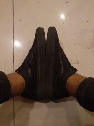 VANS OLD SKOOL FULL BLACK