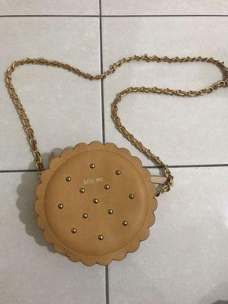 Aldo cookie Sling Bag
