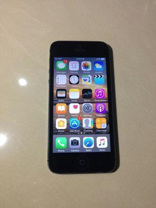 iPhone 5 16GB Murah