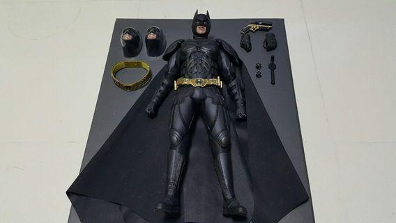 先閱文,後發問 Hottoys DX12 Batman 拆售 The Dark Knight Rises