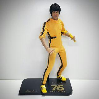 先閱文,後發問 ENTERBAY Bruce Lee  75th Anniversary Masterpiece  李小龍 Action Figure