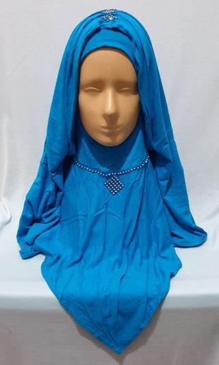 (New) Jilbab instan manik arabian style