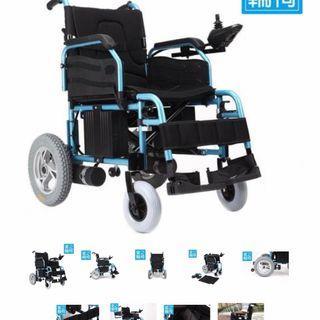 LC08高級版電動輪椅 少用閒置 (絕對無壞無問題)