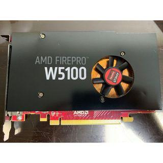 AMD FirePro W5100 4G DDR5 GRAPHIC CARD 90%NEW 推到4K mon
