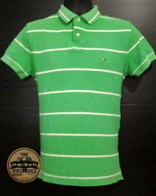Tommy Hilfiger colar t-shirt