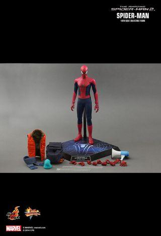 Hot Toys The Amazing Spider Man 2 Spiderman
