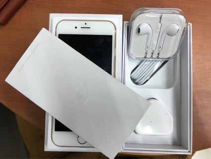 iPhone 6 64gb Gold Ex Inter ZP/A
