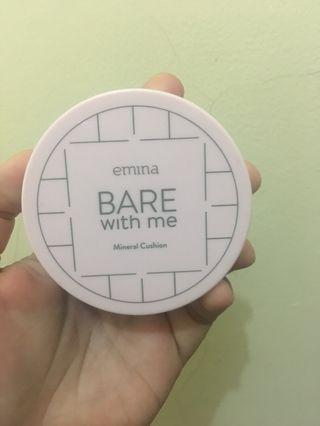 FreeOngkir10k! Emina Bare With Me Cushion