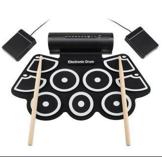 🚚 Electric drum kit selling at $50