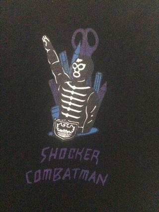 Shocker Combatman tshirt
