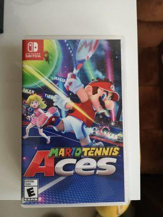 🚚 Mario Tennis Aces Nintendo Switch