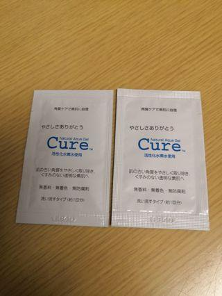 Cure sample x2