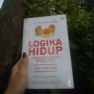 Logika Hidup by Tim Harford (Terjemahan Bahasa Indonesia)