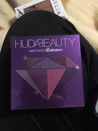 BRAND NEW Huda Beauty Amethyst Obssessions