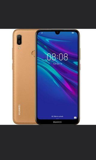 🚚 SEALED  Huawei Y6 Pro 2019 Amber brown