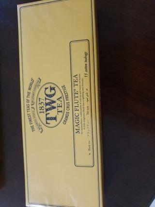 BNIB TWG magic flute tea