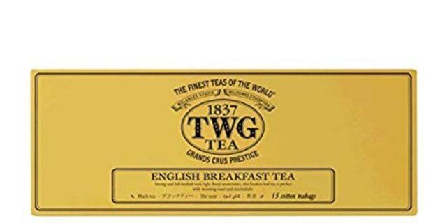 BNIB TWG English Breakfast Tea