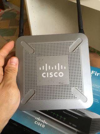 Cisco wireless business router